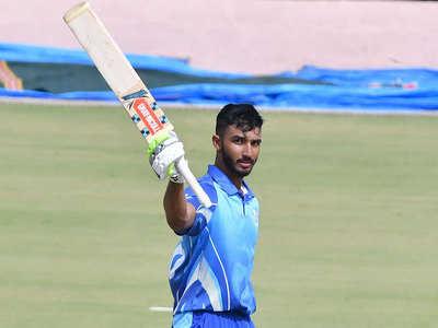 Devdutt Padikkal scored record 580 runs in Syed Mushtaq Ali Trophy 2019. (photo - India TV)