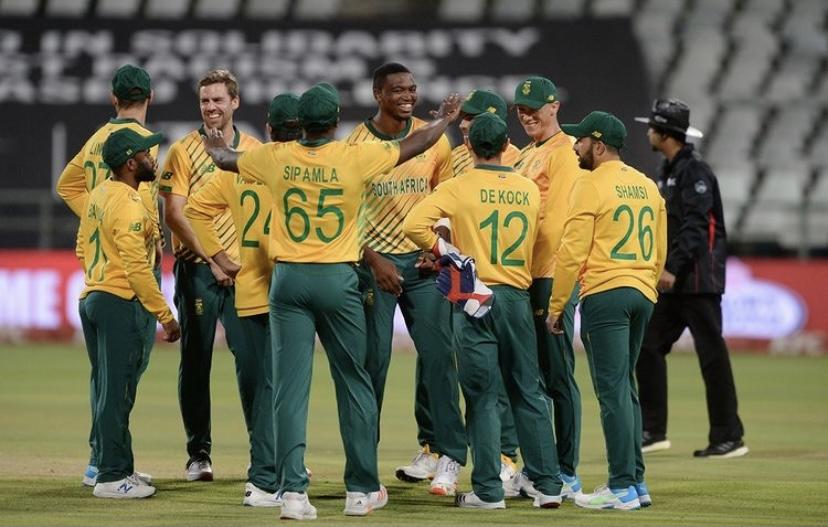 South Africa cricket team | CSA Twitter