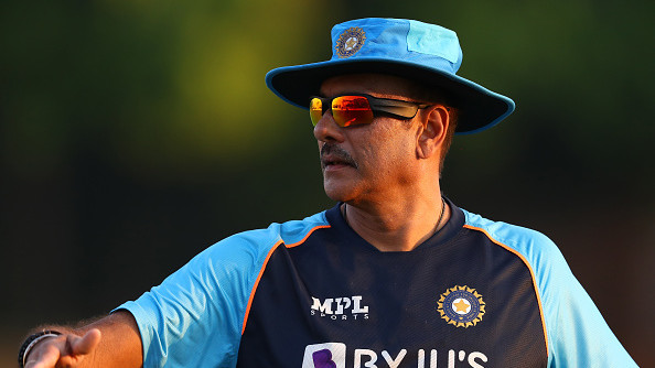 T20 World Cup 2021: Dew factor to decide whether extra spinner plays or extra seamer- India coach Ravi Shastri