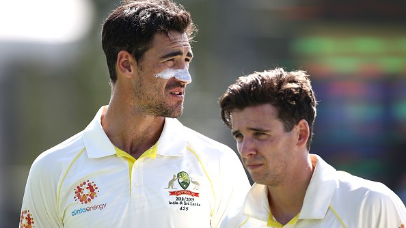 Ashes 2019: Australia facing 'good problem' in picking their pace attack, feels Jhye Richardson