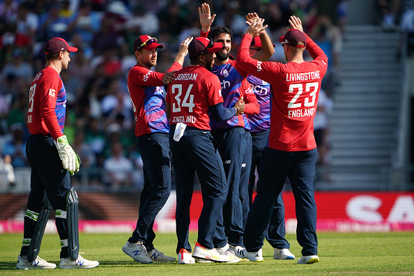 England won the second T20I against Pakistan | Getty Images