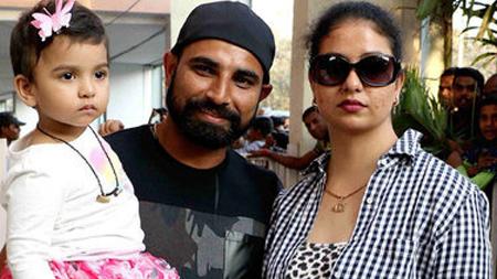बीसीसीआई ने मोहम्मद शमी की पत्नी हसीन जहां को लगाई फटकार
