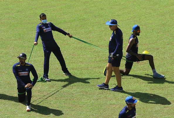 Sri Lankan team set to play 2 Tests in South Africa | Getty Images
