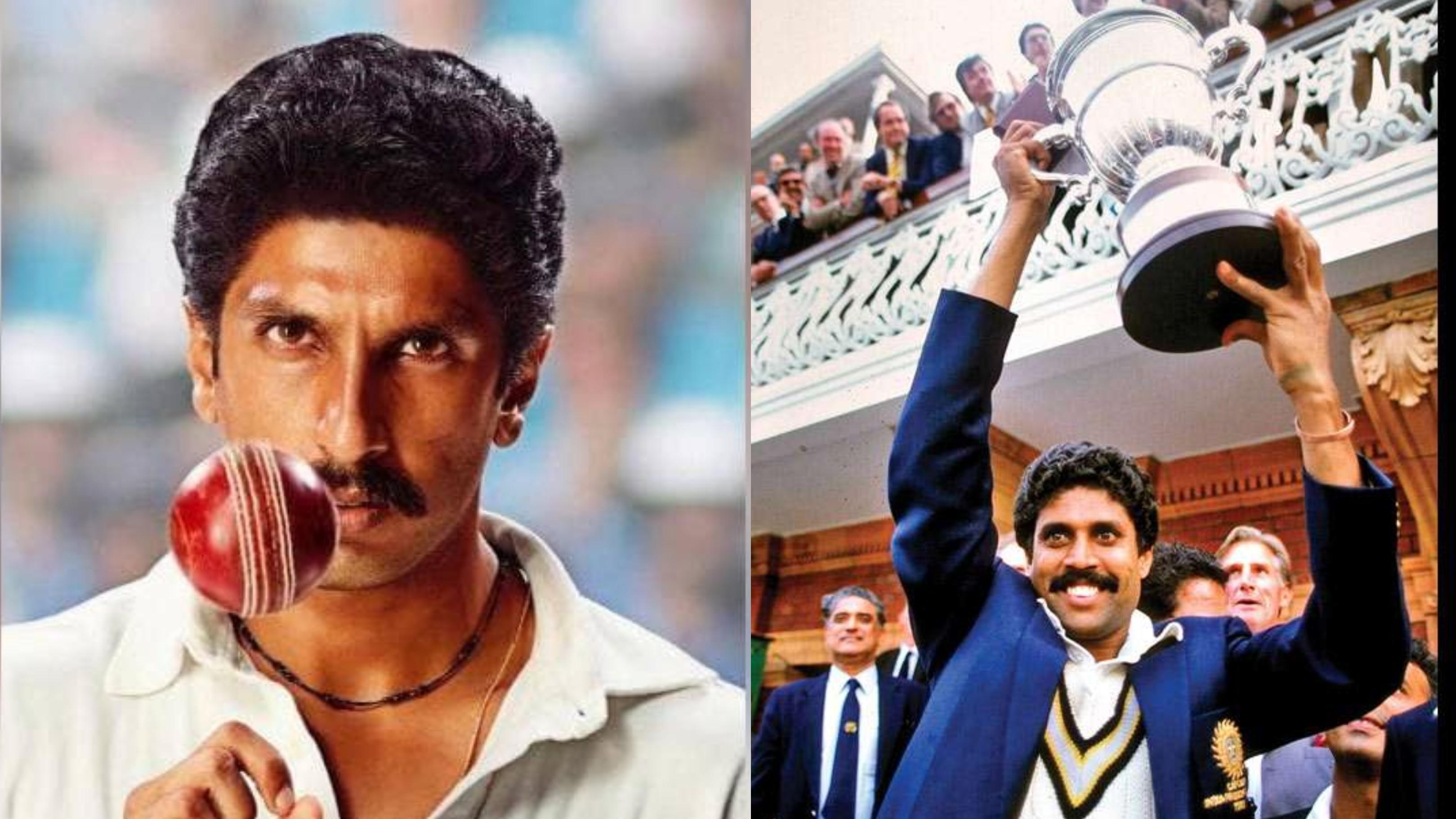 Kabir Khan reveals Ranveer Singh broke down while shooting 1983 World Cup trophy lifting scene