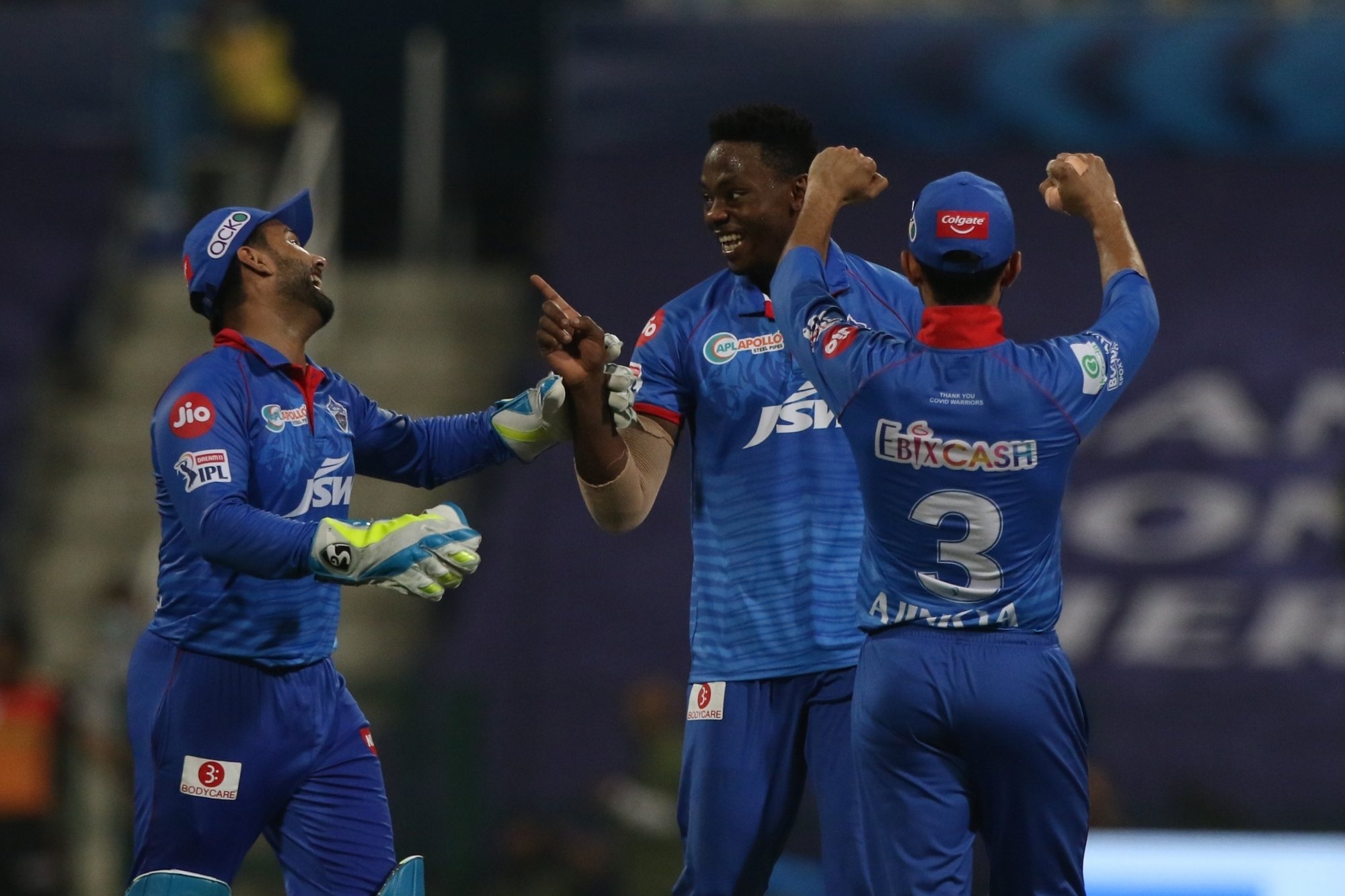 Delhi Capitals slipped to third position in the points table | IANS