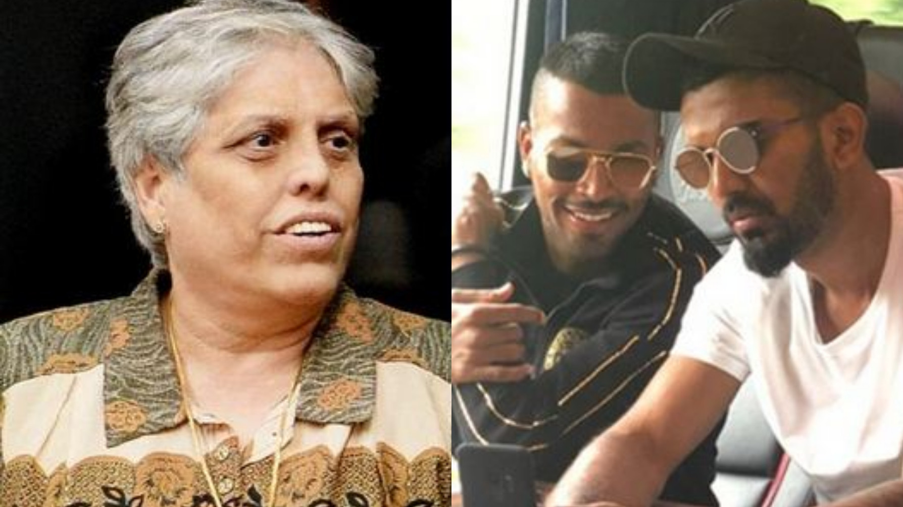 CoA member Diana Edulji wrongly compares Hardik- Rahul row with Croatia's FIFA WC 2018 incident