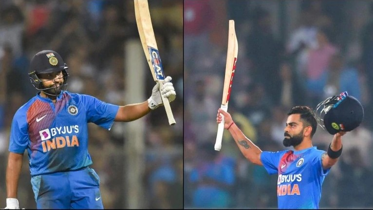 IND v WI 2019: Virat Kohli and Rohit Sharma end year 2019 as joint leading run-scorers in T20Is
