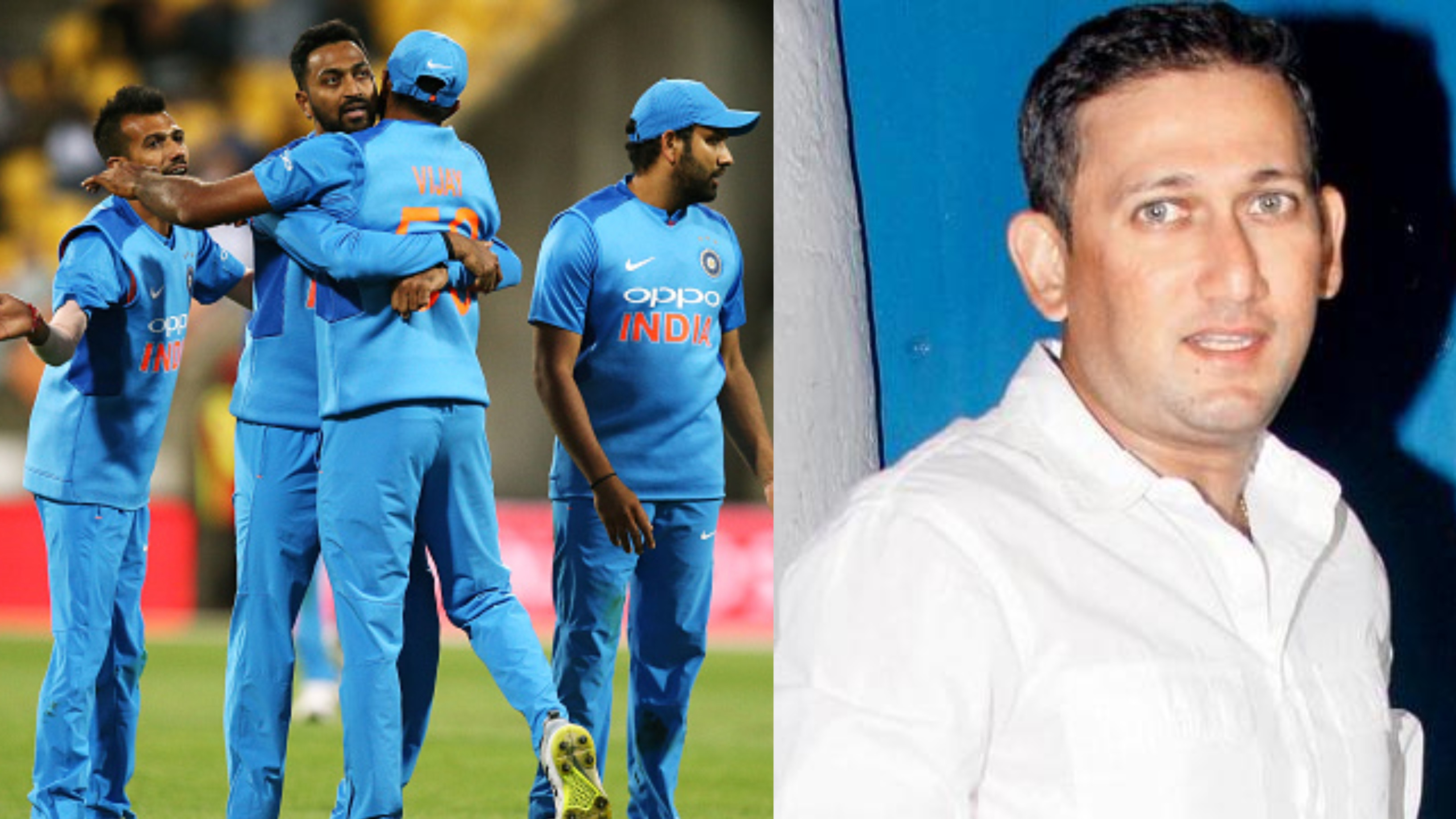 CWC 2019: Ajit Agarkar reveals his Indian playing XI for World Cup 2019 opener