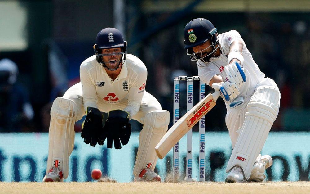 Virat Kohli scored 62 runs in the second innings | BCCI
