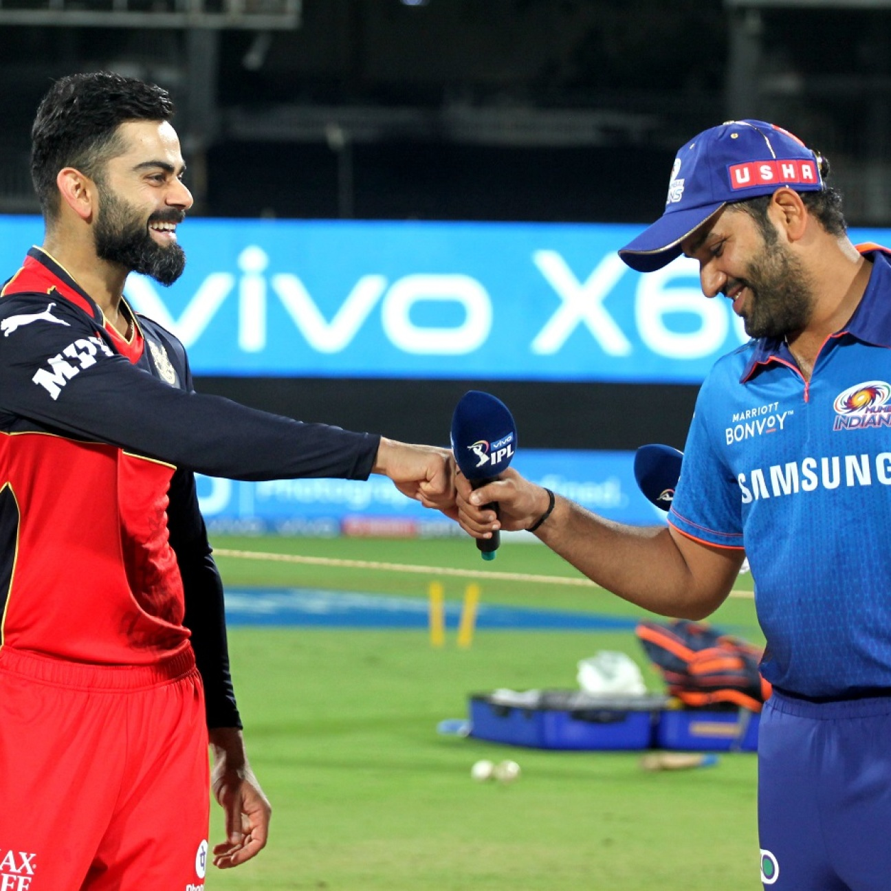 RCB had beaten MI in the first match of the IPL 2021 | BCCI-IPL