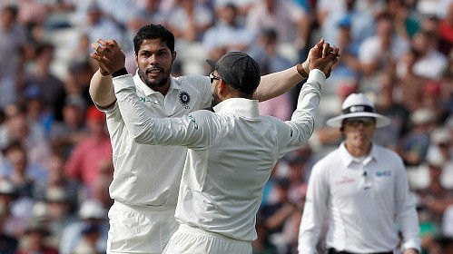 Never had any communication problems with the selectors, says Umesh Yadav