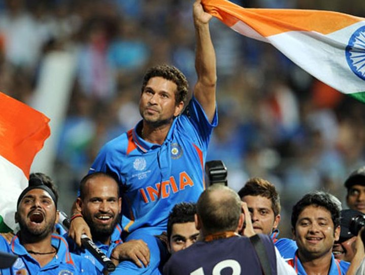 Watch: Sachin Tendulkar's  message on India's 69th Republic Day
