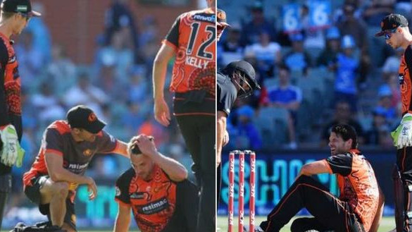 Nathan Coulter-Nile to undergo battery of tests for Vertigo after BBL incidence