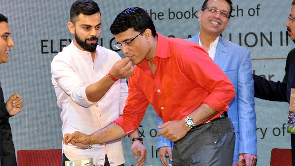 Twitter delighted after fan favorite Sourav Ganguly poised to become BCCI president