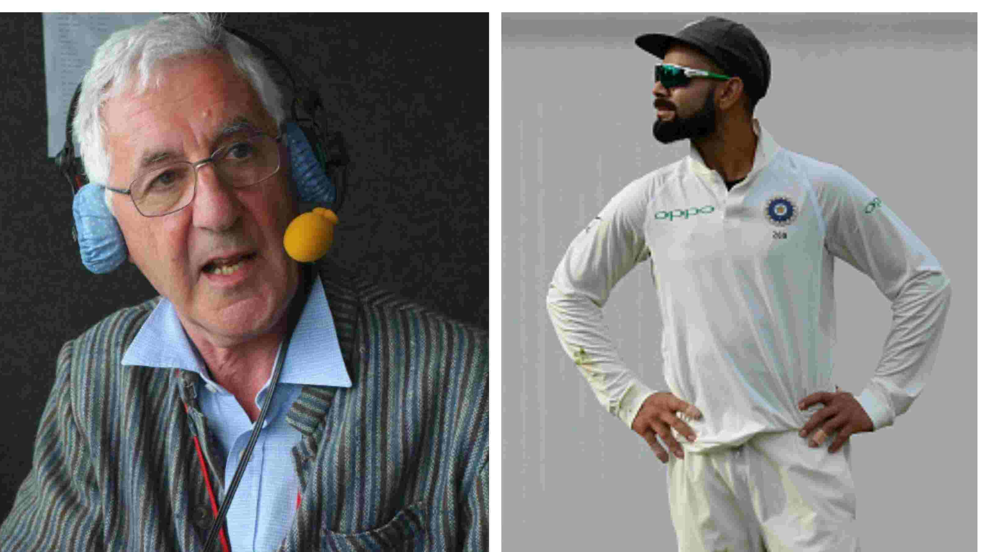 Virat Kohli might become too powerful to tackle, fears Mike Brearley