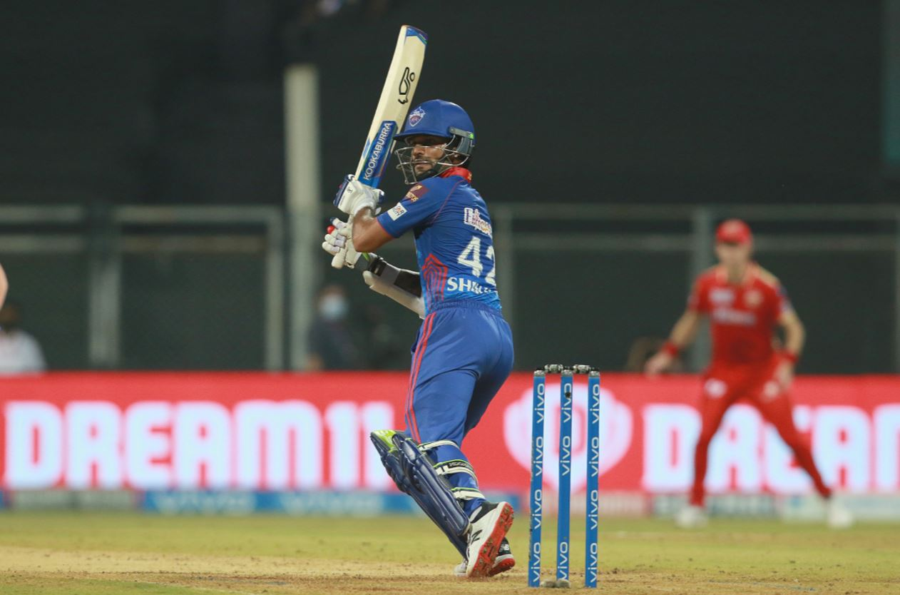 Shikhar Dhawan | BCCI/IPL