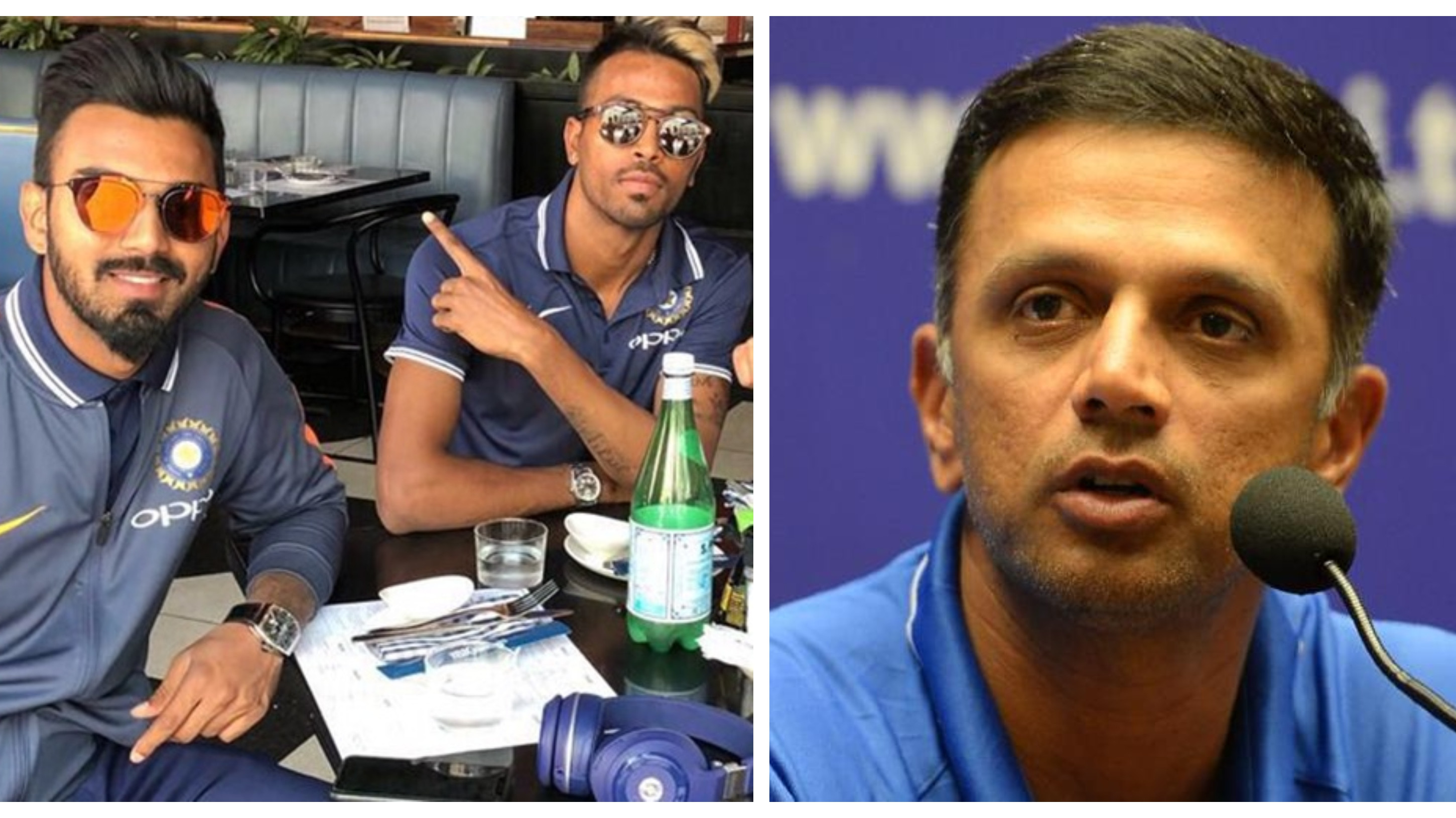 Wealth not solely responsible for youngsters' entitlement, says Rahul Dravid
