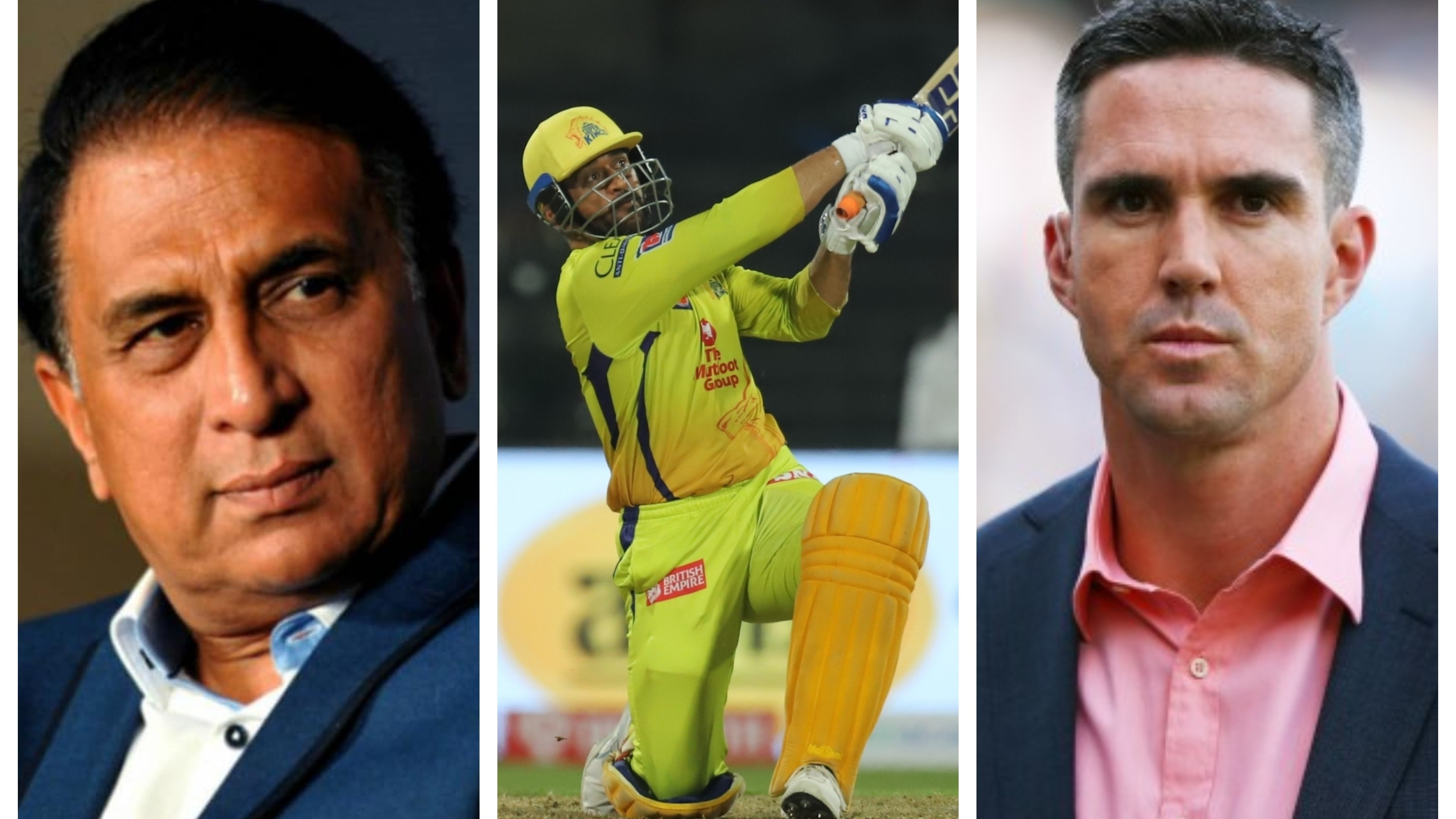 "IPL 2020: 'Not buying this nonsense"", Pietersen, Gavaskar baffled by Dhoni's decision to bat at No. 7 against RR"