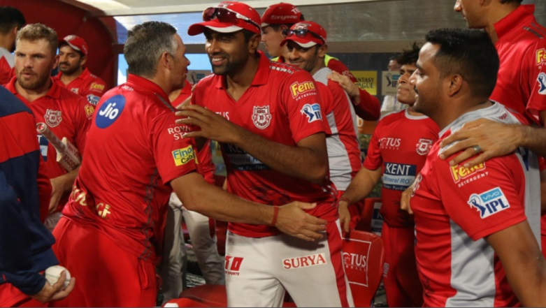 R Ashwin was traded by KXIP to DC   AFP