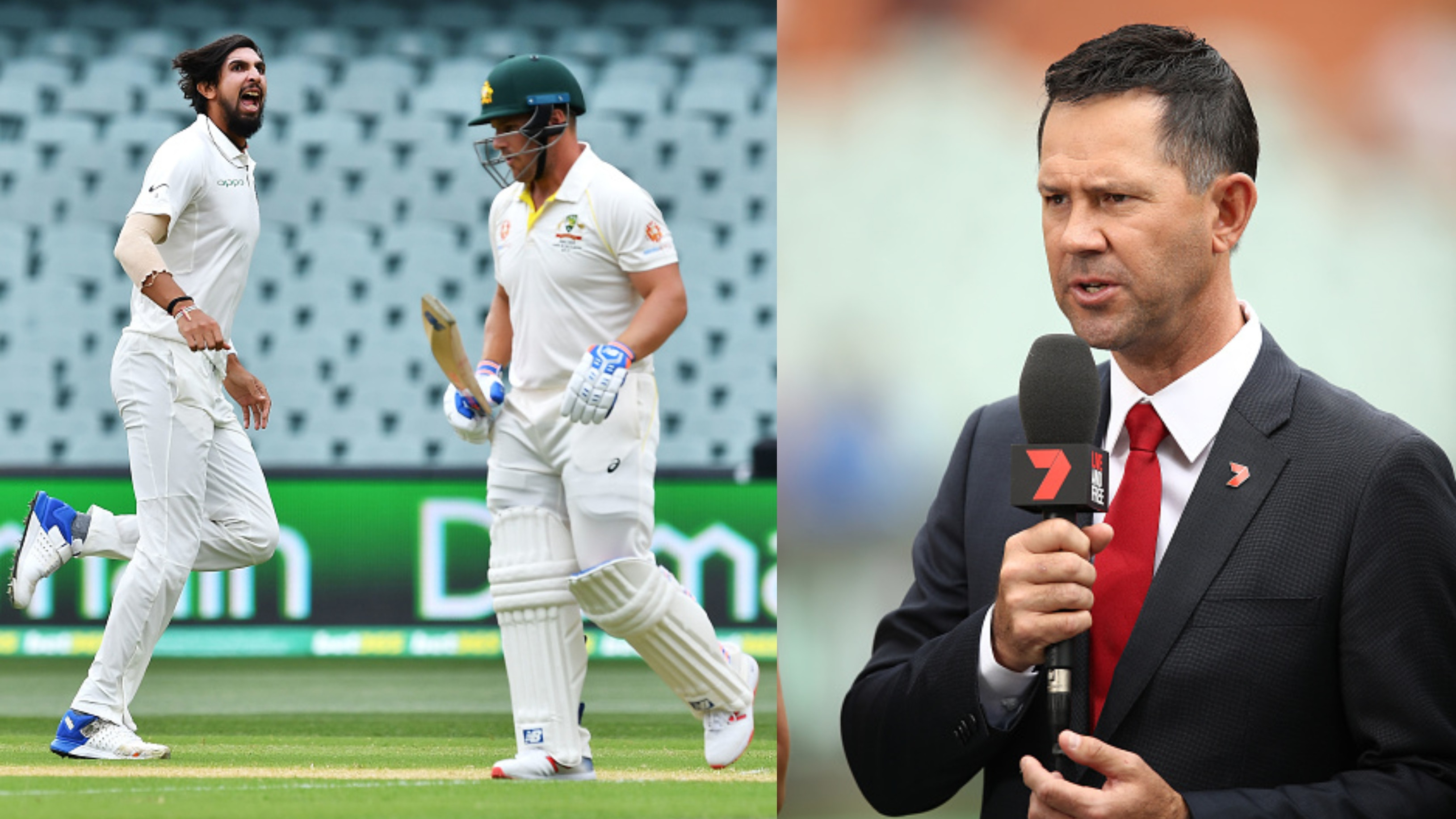 AUS v IND 2018-19: Ricky Ponting feels Aaron Finch needs a lot of work on his Test match game