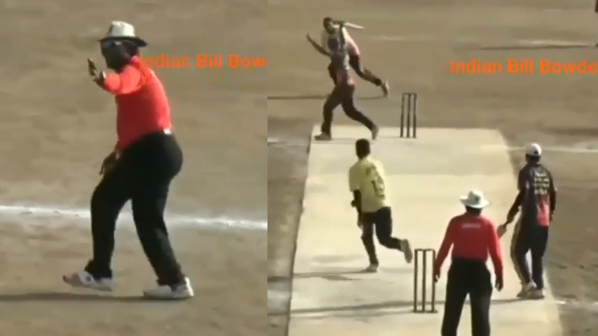 WATCH: Tom Moody shares clip of most entertaining dancing umpire on his Instagram