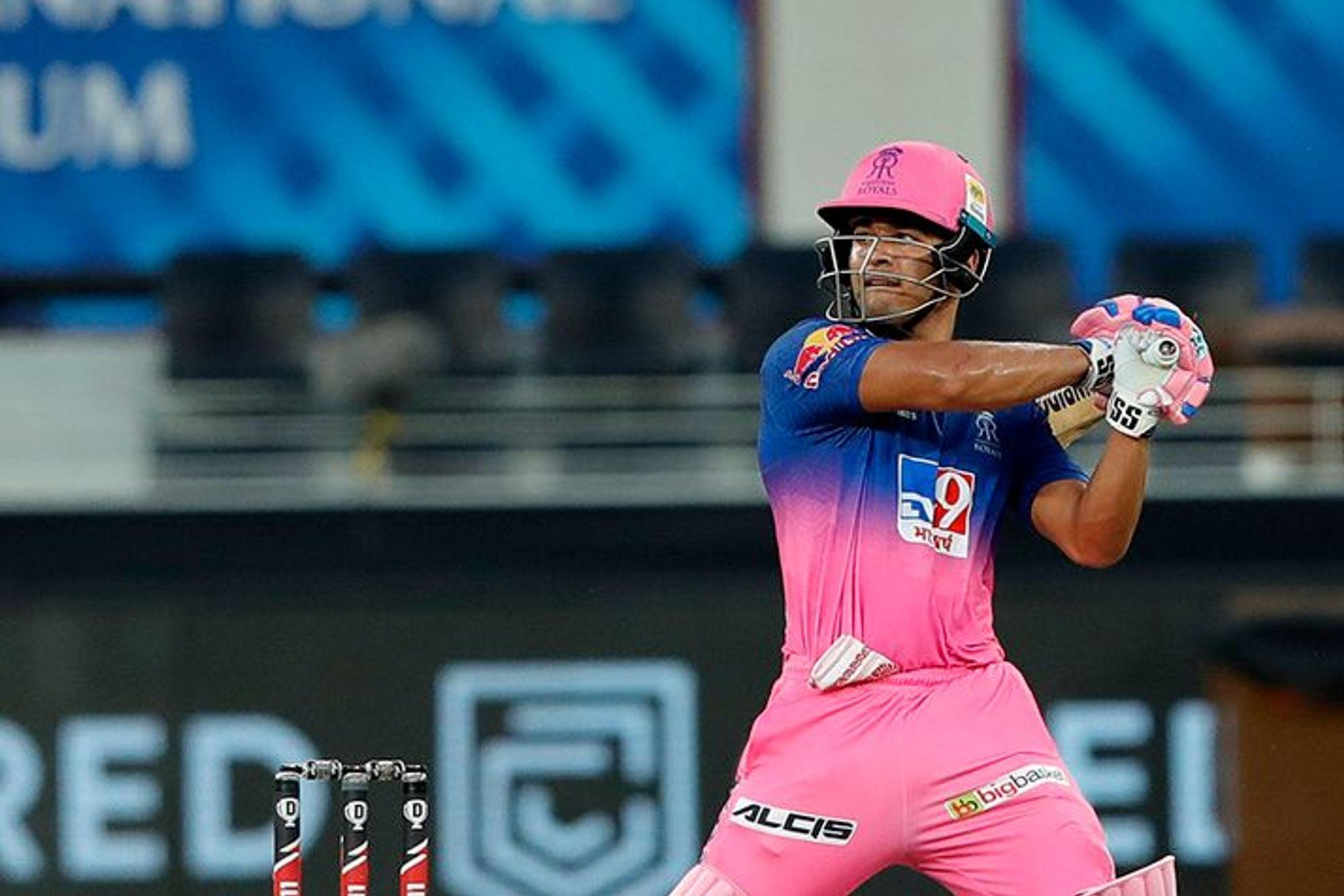 Riyan Parag of Rajasthan Royals | BCCI/IPL