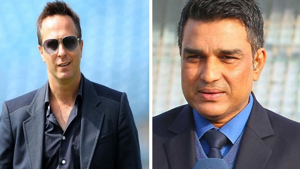 Michael Vaughan asks Sanjay Manjrekar to unblock him on Twitter using a funny meme