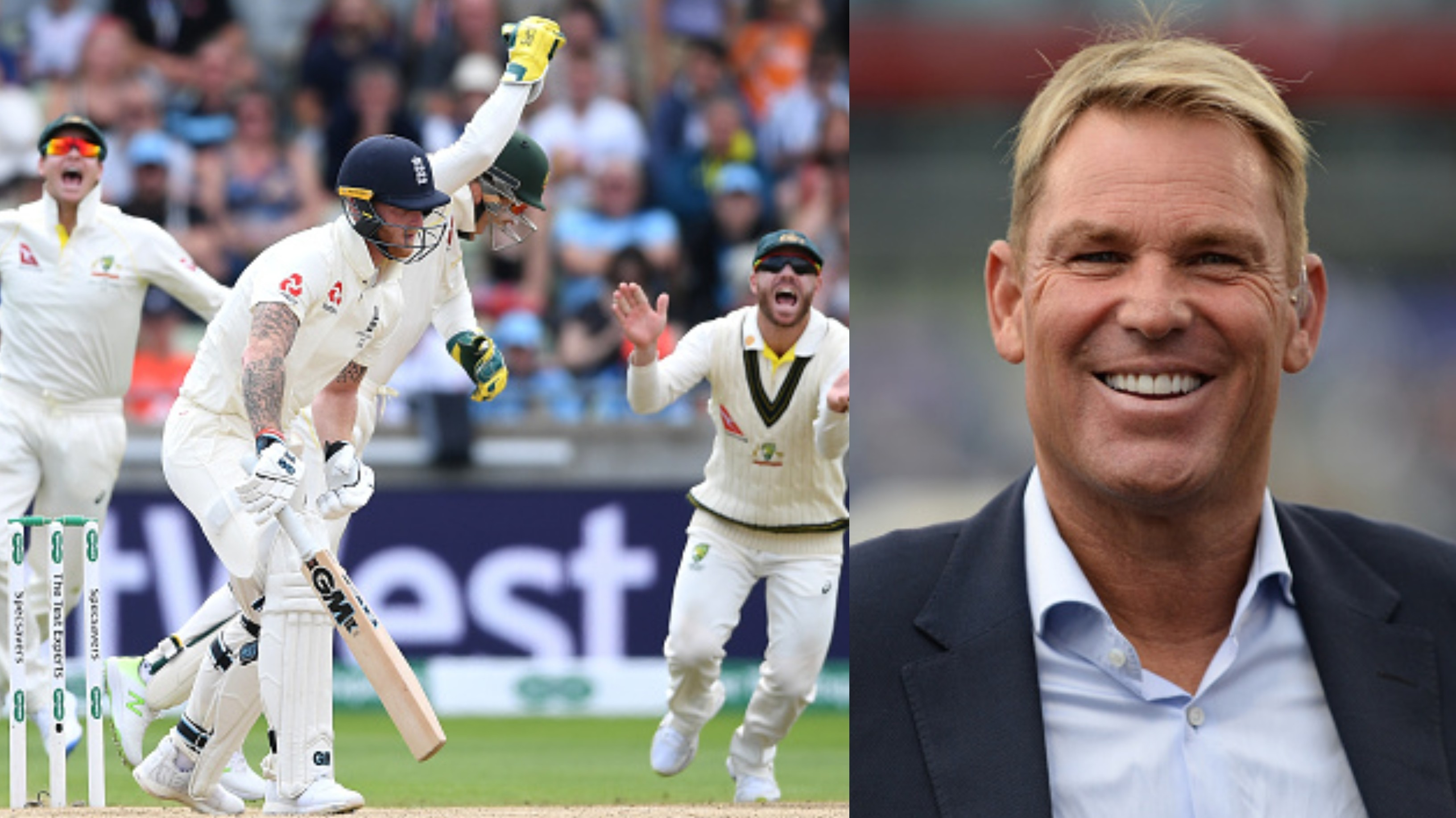 Ashes 2019: Shane Warne says England will feel pressure for the first time in Ashes