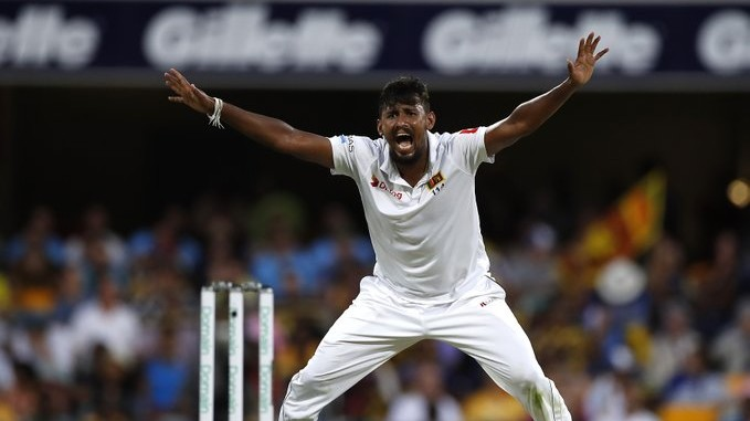 Fit-again Suranga Lakmal returns to Sri Lanka Test squad for Zimbabwe tour