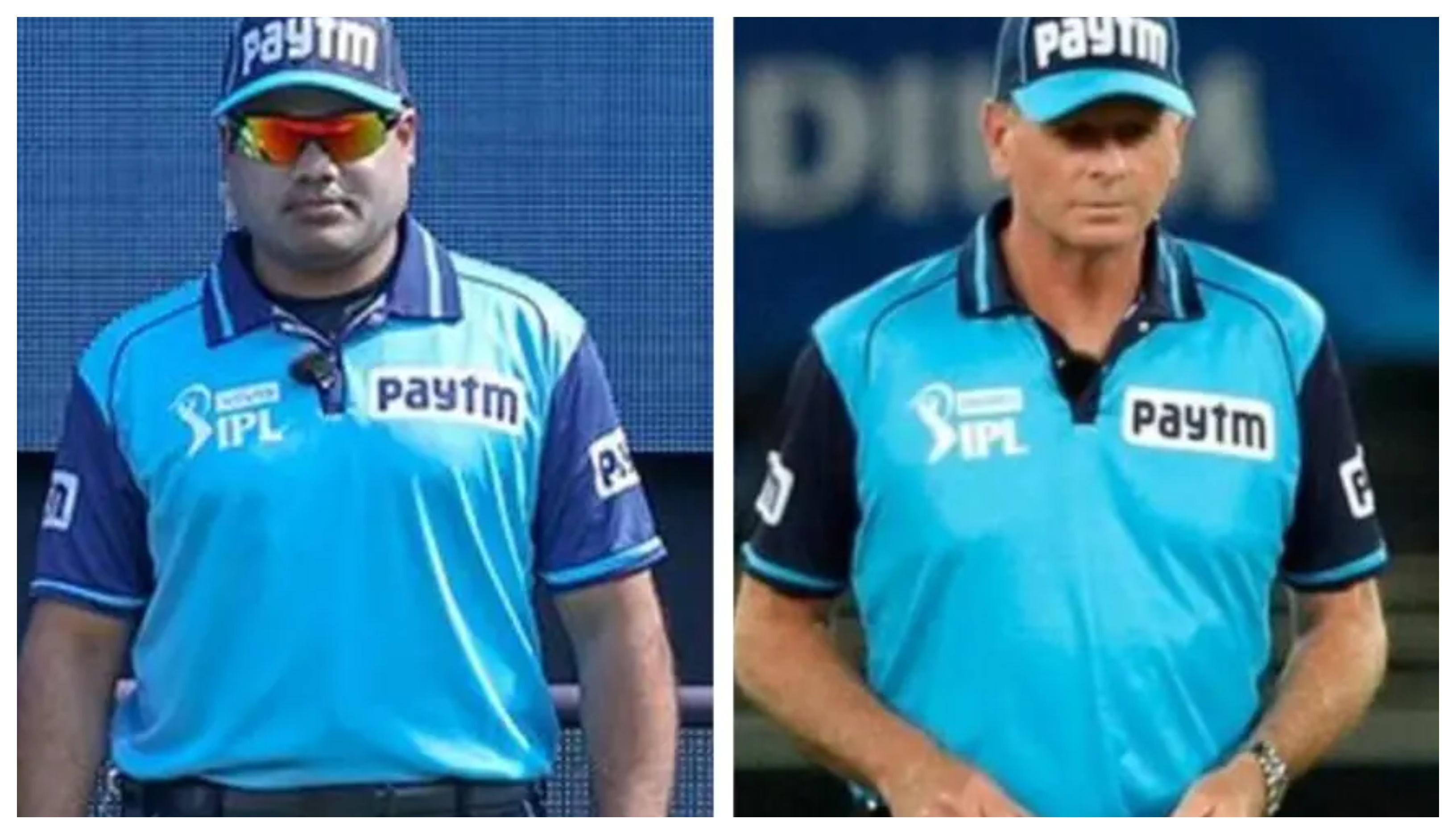IPL 2021: Umpires Nitin Menon and Paul Reiffel opt out of IPL 14 amid COVID-19 crisis in India