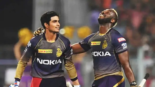 "IPL 2020: ""Good for KKR that Andre Russell is saving his best for the last,"" says Shubman Gill"