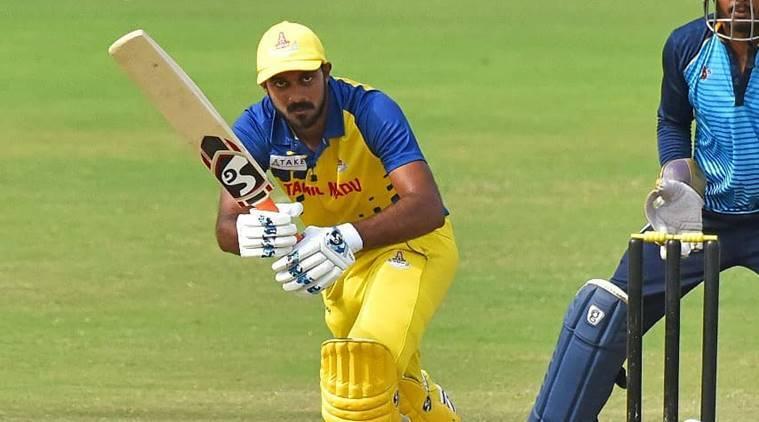 Vijay Shankar will be Dinesh Karthik's deputy in the tournament   Twitter