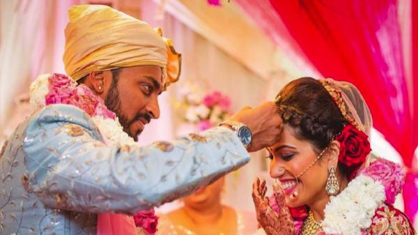 Krunal Pandya talks about how his marriage eventually happened