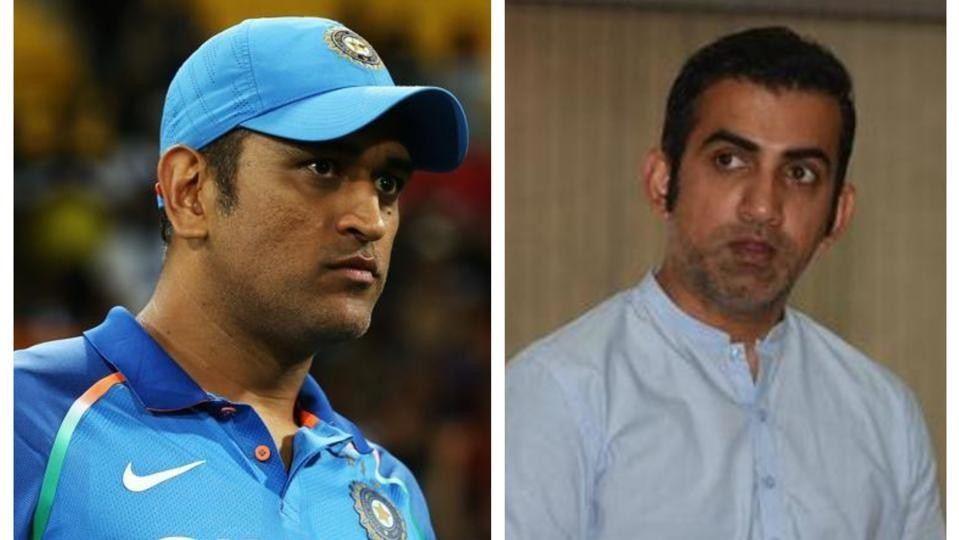 Gautam Gambhir called 'jalankhor' by fans as he blames MS Dhoni for missing his ton in World Cup final