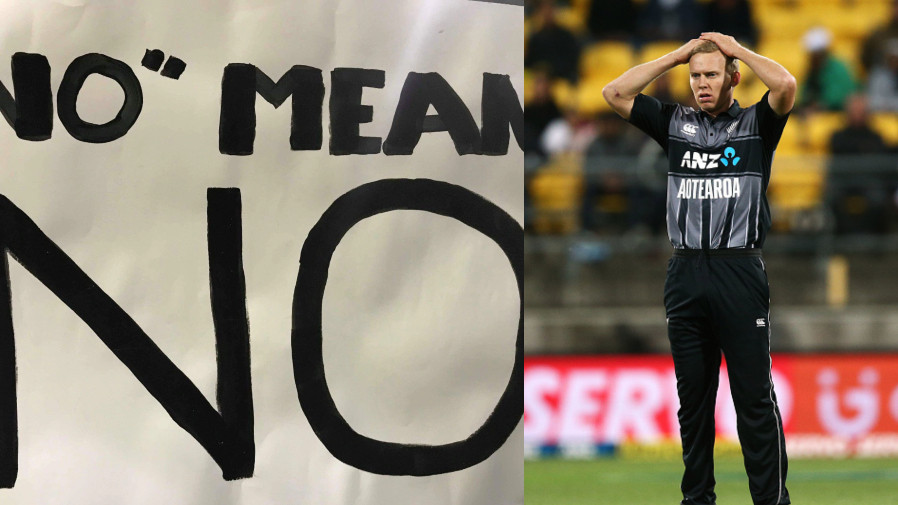 NZ v IND 2019: New Zealand Cricket apologizes for removing banner promoting sexual consent