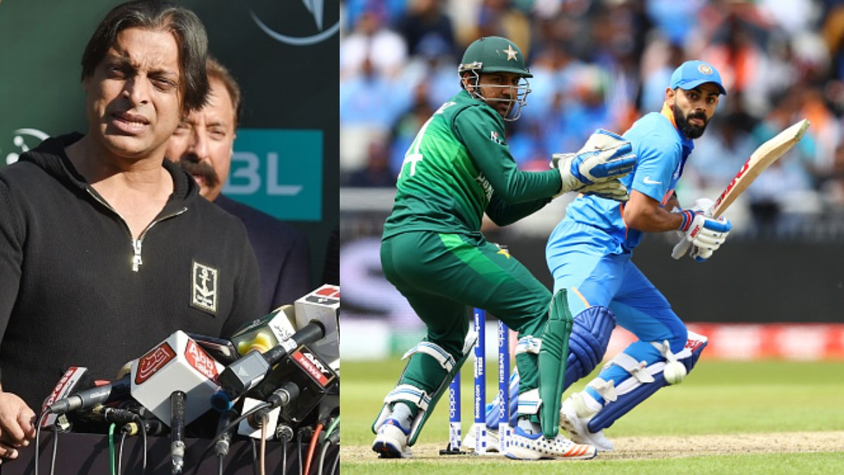 Shoaib Akhtar suggests a India-Pakistan series to raise funds for COVID-19 fight