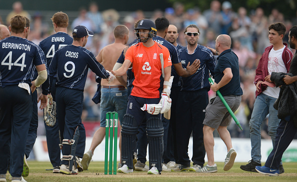 Scotland created history earlier in the year, by beating England in a one-off ODI at Edinburgh | Getty