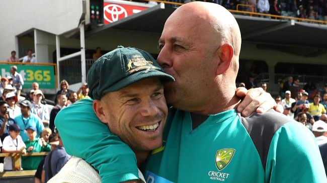 SA vs AUS 2018: Darren Lehmann backs David Warner over Durban saga with De Kock