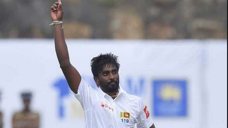AUS v SL 2019: Sri Lanka's Nuwan Pradeep ruled out of Australia Test series due to injury
