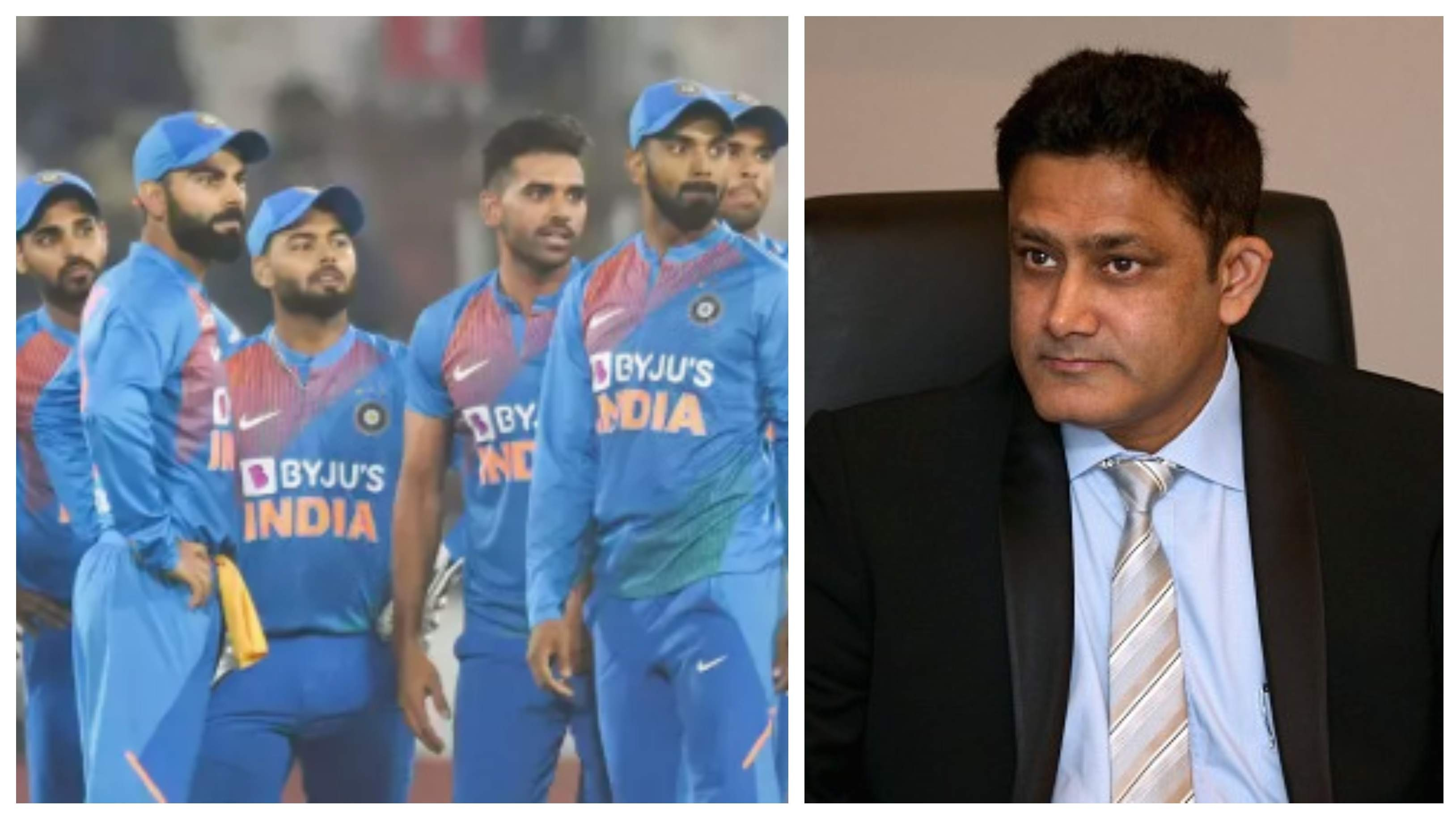 Kumble advises Team India to look for wicket-taking options over all-rounders in T20 World Cup