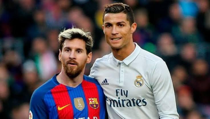 Lionel Messi and Cristiano Ronaldo | AFP