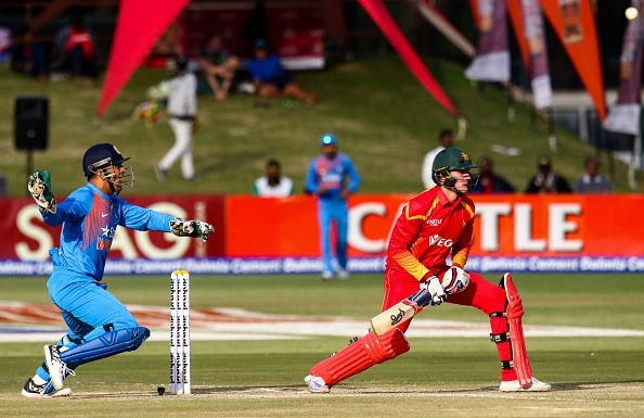 India hasn't hosted Zimbabwe in a bilateral series since 2002 | Getty
