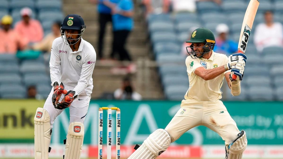 IND v SA 2019: Keshav Maharaj reflects on his gritty effort with the bat in Pune