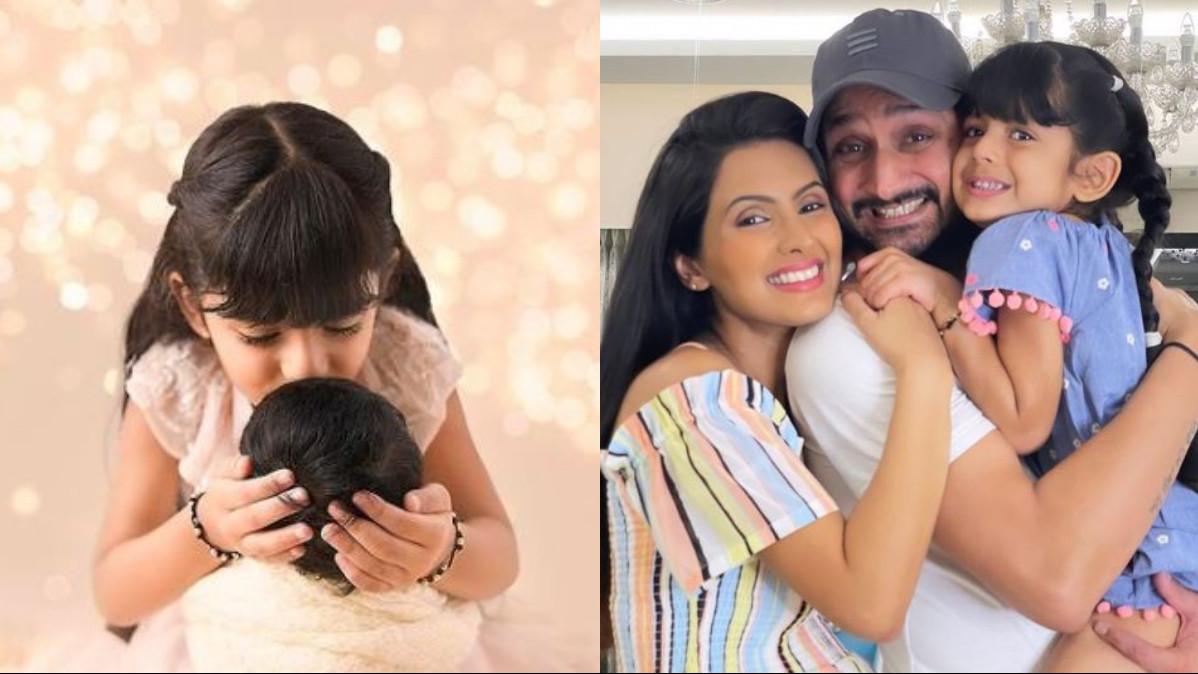 Harbhajan Singh and Geeta Basra reveal name of their newborn baby boy