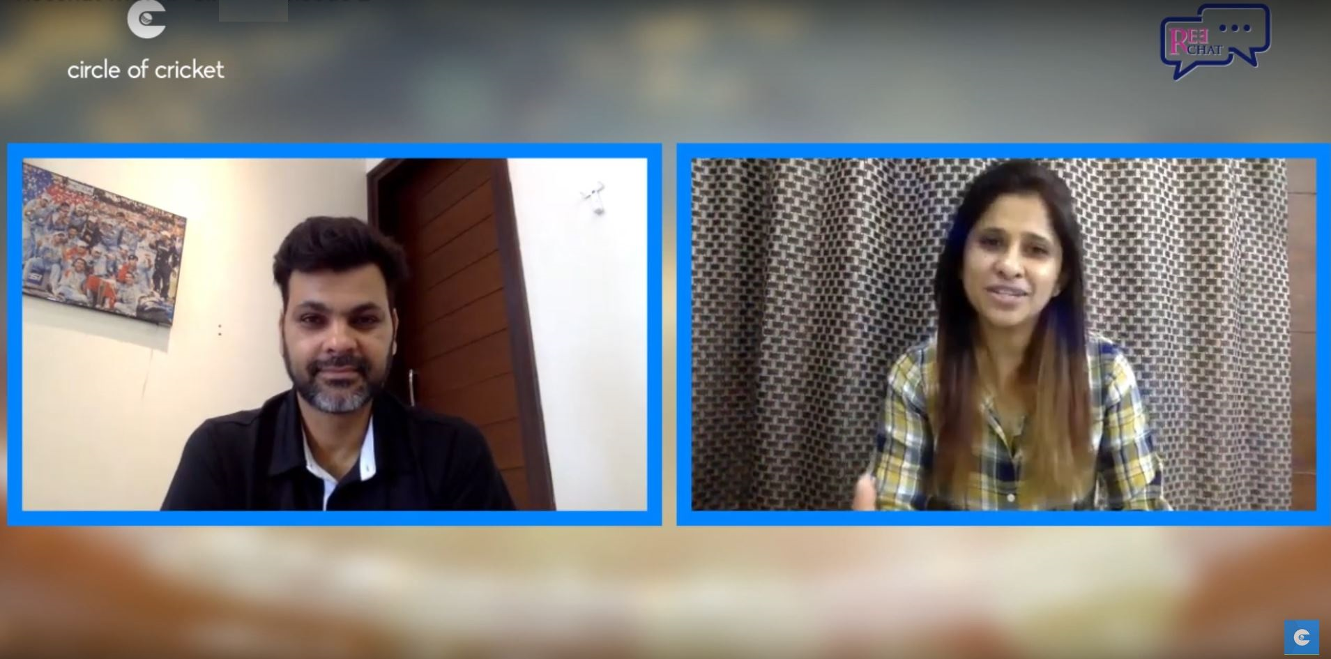 REECHAT- RP Singh in conversation with Reema Malhotra