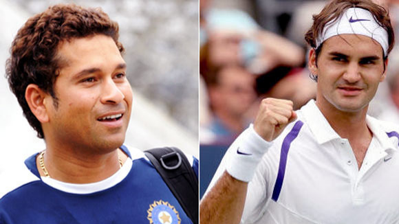 Roger Federer accepts Sachin Tendulkar's invitation to exchange notes on Cricket and Tennis
