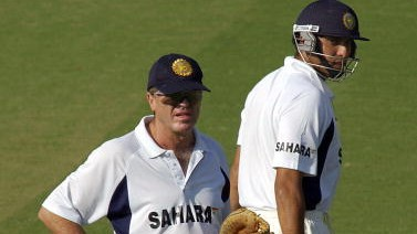 VVS Laxman reveals how John Wright ensured Indian bowlers get enough practise with the bat