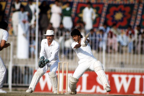 Ijaz Ahmed and Moin-ul-Atiq scored the first centuries of Asia Cup in 1988 against Bangladesh