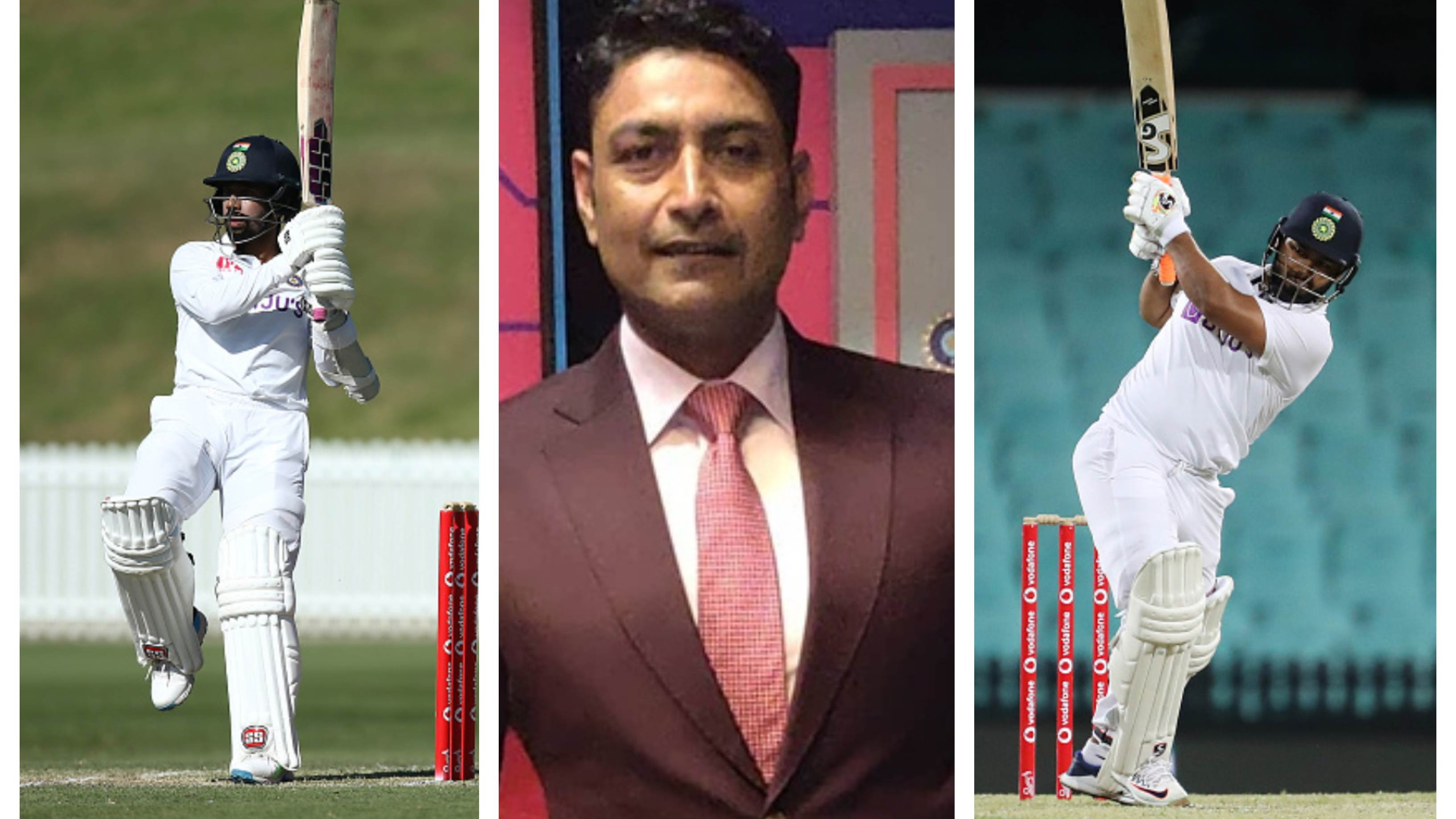AUS v IND 2020-21: Deep Dasgupta calls for Pant's inclusion after Saha's struggle with the bat in 1st Test