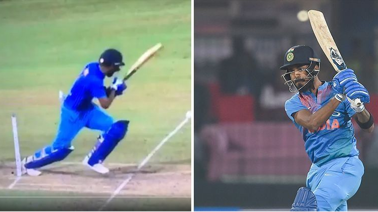 Nidahas Tri-Series 2018: Twitter turns KL Rahul's hit-wicket dismissal into memes